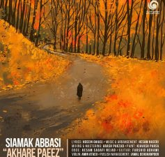 سیامک عباسی - آخرِ پاییز